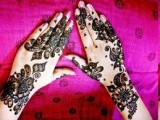 Two Hand Mehndi Designs for Bridal