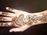 Desi Girl Mehndi Designs
