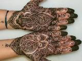 Complex Mehndi Designs Latest