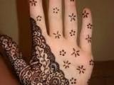 Latest Mehndi Design Fashion