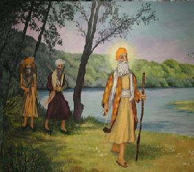 Guru Nanak Dev ji Journey