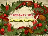 beautiful Christmas quotes and messages