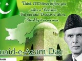 Quaid e Azam Day Greetings