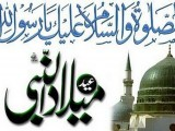 Jashne Wiladat Mubarak to all muslims