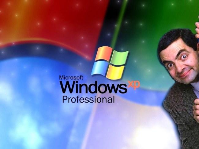 mr bean in Computer windows