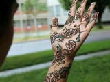 Arabic Mehndi Designs for Girls