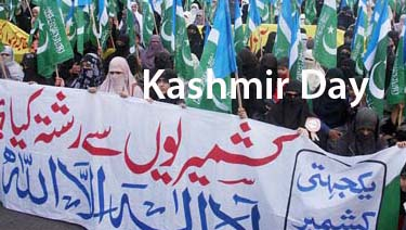 5th February| Kashmir Day Observed in Pakistan