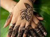 Mehndi Designs For attending Paries
