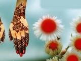 Valentine's Day Hinna Designs 2013