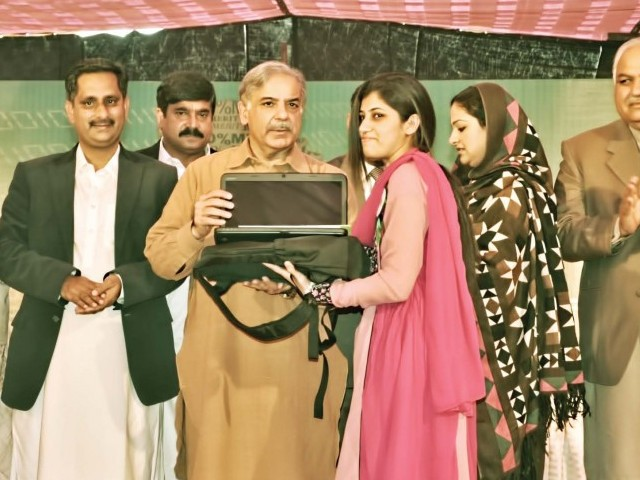 Shahbaz Sharif Challenged the Community to prove Corruption I would accept