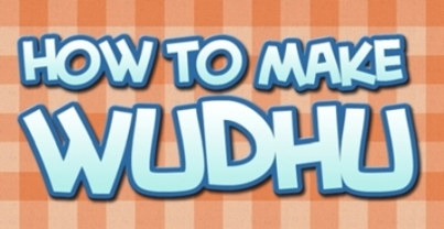10 steps for making Wudu or Ablution in Islam