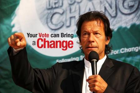 PTA: Cellular Network and V-Phone will suspended during Procession of Imran Khan