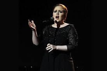 Adele Pop Super Star album 21 sold more copies than any other across the globe in 2012