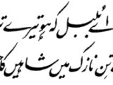 Dr Allama Iqbal Great poetry Collection for Muslims