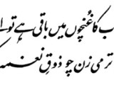 Khudi poetry collection of iqbal