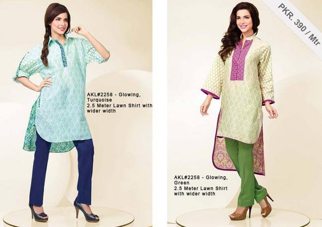 Alkaram Women Fashion Eid Dresses