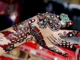 Color ful Mehndi Designs 2013