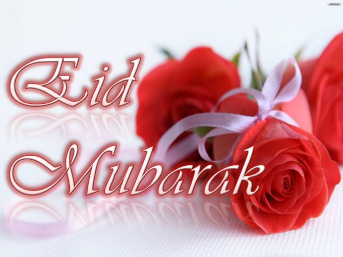 Happy Eid Day Celebrations