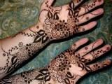 Bridal Mehndi Designs College