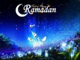 Happy new moon of Ramzan
