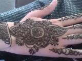 Mehndi Designs of Back hand