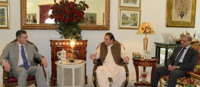 PM Meeting US Ambassador Richard Olson on Friday