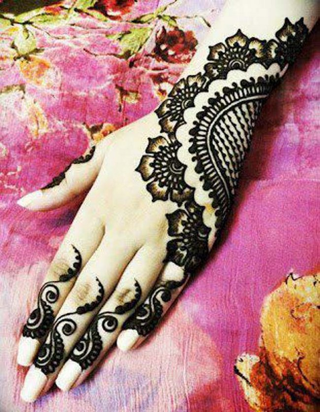 Mehndi Designsfor bridal