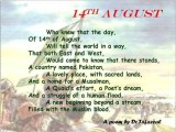 14 August 2013 English Quotes