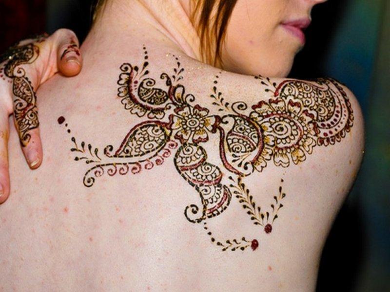 Arabic Henna Designs 2013