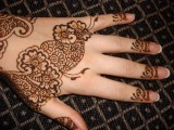 Best Eid Fashion Mehndi Designs 2013