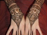 Nice and Beautiful Mehndi Designs 2013