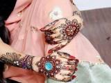 Dulhan new fashion Trend Mehnid Art