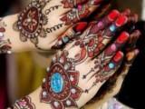 Bridal both Hand Mehndi Art 2013