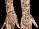 Both Hand Mehndi Designs 2013