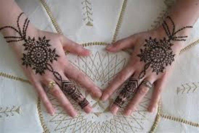Eid Days new Fashion Trend Henna Designs 2013