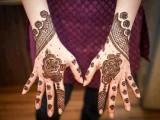 Girsl Eid Fashion Mehndi Pattern