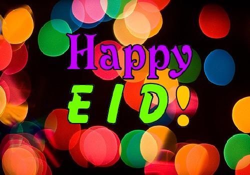 Happy Eid Day 09-08-2013