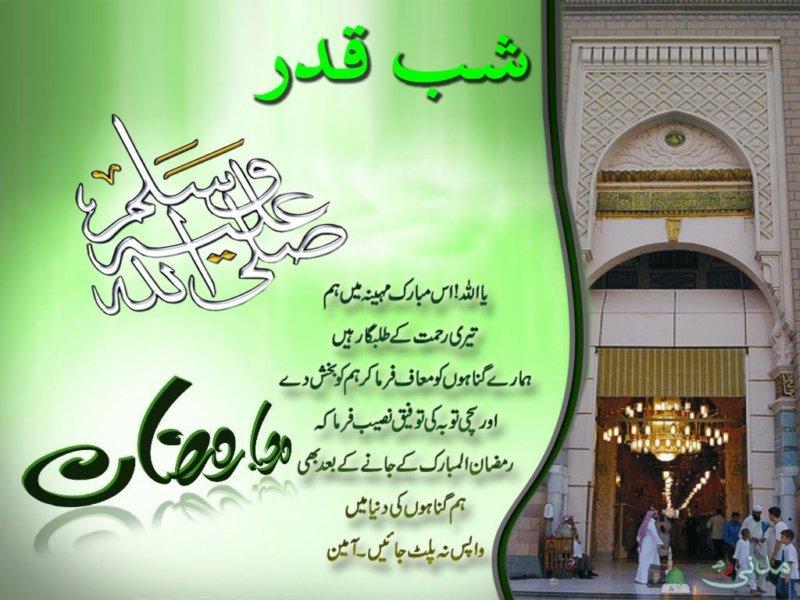 Shab e Qadar importance