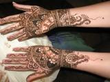 Eid Ul Fitr Mehndi Designs 2013