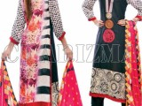 Charizma Stylish Fall Winter Dresses Collection 2013 For Women 01