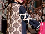 Charizma Stylish Fall Winter Dresses Collection 2013 For Women 04