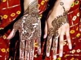Bridal Wedding Arabic Mehndi designs Patterns 2013