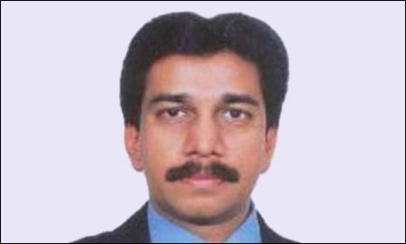 former MPA Nadeem  Hashmi arrested from Nazimabad