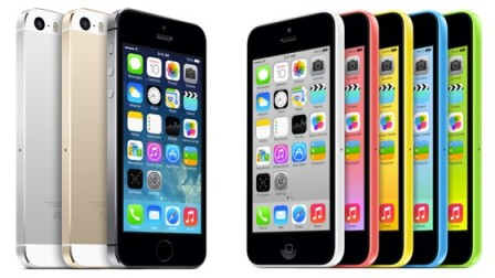 difference iphone 5c and iphone 5s