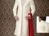 New Fashion Trend Sherwani Dresses Collection 2013