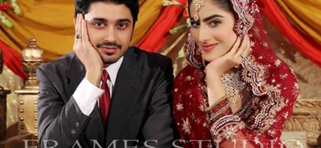 Babar khan  and Sana khan  got engaged