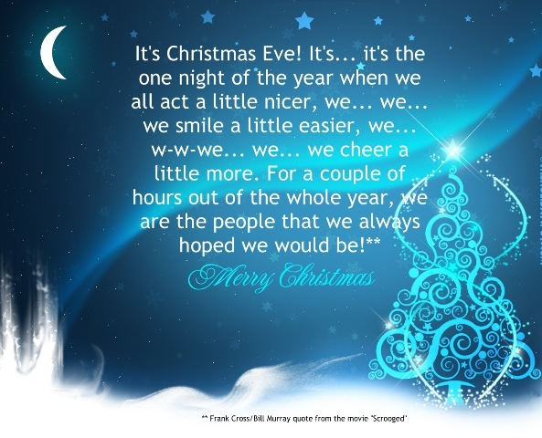 Christmas EVe wishes