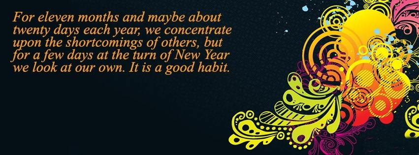 Happy New Year 2014 timeline pictures