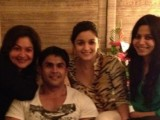 Alia Bhatt Family Photos