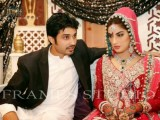 Babar Khan And Sana Khan Wedding Pictures